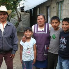 Mexico-family-of-5-outside-home